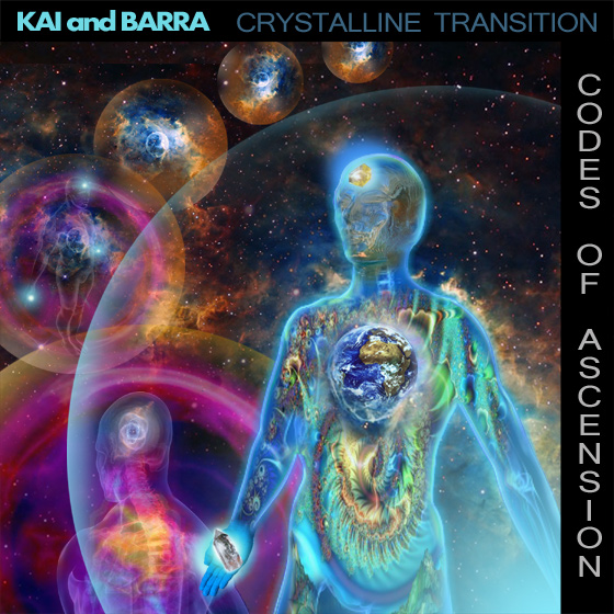 Codes of Ascension by Didgeridoo player Barra and multi-instrumentalist Kai